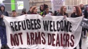UK: Activists protest outside European Custody and Detention Summit