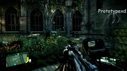 Crysis 2 - my gameplay