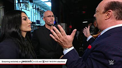 Zelina Vega, King Nakamura, The Mysterios and Paul Heyman Talk Smack: Talking Smack, July 31, 2021