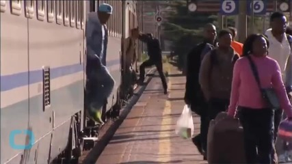 Tighter Border Controls Block African Migrants in Italian Alps