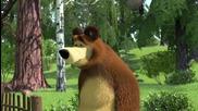 Маша и Медведь /маша и мечока/ - Маша + каша