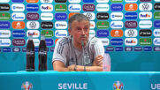 Spain: 'We are hungry to do something great' declares Jordi Alba ahead of Sweden clash