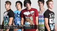 A Midsky Surrender - Kiss Me Through The Phone (cover)