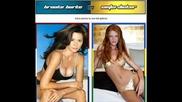 Кои модели са по - секси Американските или Бразилските