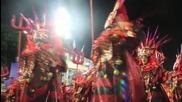 Brazil: Rio Carnival nears finale with spectacular samba schools parade