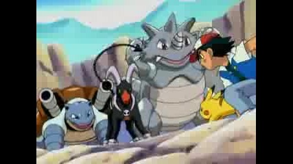 Pokemon Johto League Champions intro