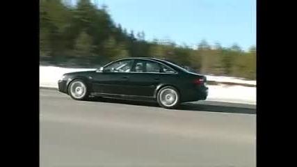 Audi Rs6 Vs. Bmw M5