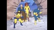 Спайдър - Мен и Невeроятните му Приятели / Булдозера напада Х - Мен в имението