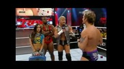 Wwe Monday Night Raw 28.01.2013 U2j and Ziggler vs Hell No