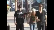 Pink And Carey in West Hollywood
