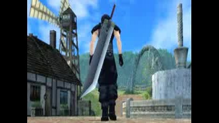Final Fantasy Vii Crisis Core - Fmv