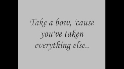 Leona Lewis - Take A Bow