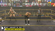 Top 10 NXT Moments: WWE Top 10, Jan. 20, 2021