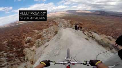 Mountain bike - Екстремно спускане ..