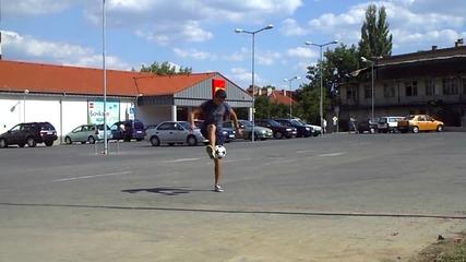 Алекс и Кен - фрийстайл умения в България