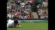 Wimbledon 2008 : Сафин - Сепи