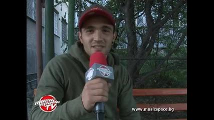 Pesho Malkia: С Dim4ou и F.O. готвим нов трак