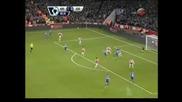 """""""Евертън"""" измъкна точка при визитата си на """"Арсенал"""""""