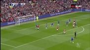 Манчестър Юнайтед - Евертън 1:0 /Висша Лига, 32-ри кръг/