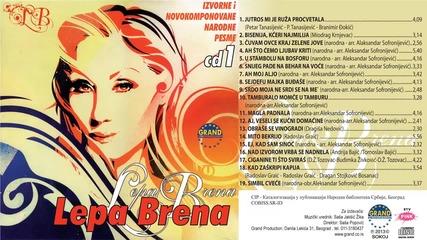Lepa Brena - Mito bekrijo - (Audio 2013) HD