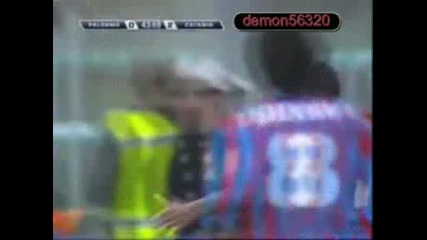 01.03 Палермо - Катания 0:4 Маскара Гол