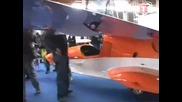 Hydropteron в списке Топ 10 самолотов в Германии в 2009