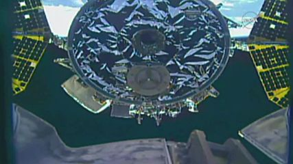 ISS: Cygnus cargo heads back to earth after successful mission