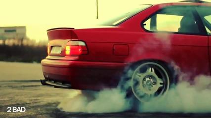 M 3 Burnout !