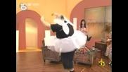 Фънки танцува балет и пее Ветрове На Лили Иванова ! е нема такав Смях!! Господари на Ефира 07.04.08