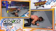 Brock Lesnar vs. Seth Rollins - Universal Title Match: SummerSlam 2019 (Full Match)