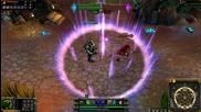 Dreadknight Nasus League of Legends Skin Spotlight