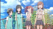 A Certain Scientific Railgun - С01 Е18 English Dubbed (английско аудио