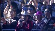 31dec 2012-c C Catch at Festival Autoradio Disco 80