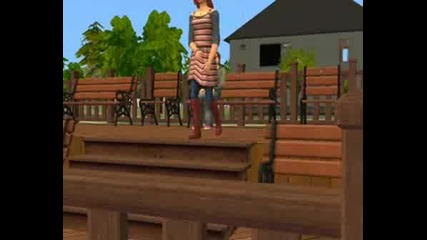 The Sims 2 :saving Jane - Girl Next Door