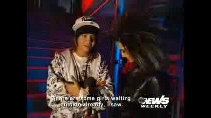 MuchNews Weekly: Tokio Hotel /February 17, 2008