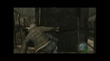 Resident Evil 4 - битка в селото - 2 част