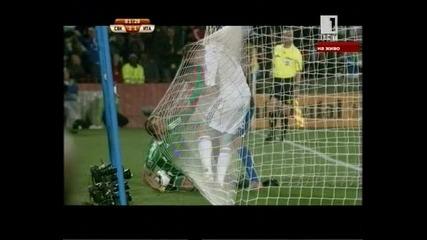 словакия - италия 2:1 гол на Динатале