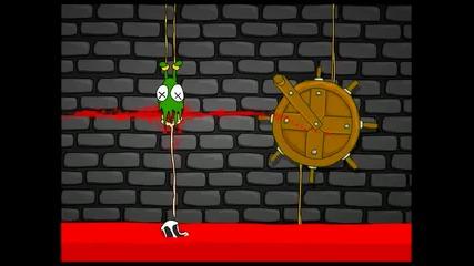 Joe Cartoon_ Froggy Funwheel