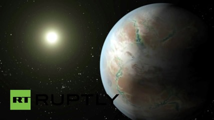 USA: Earth like planet discovered by NASA in graphics