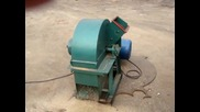 Wood Crushing Machine, Wood Grinder Working Process