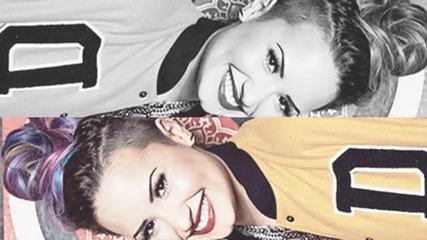 Demi Lovato cp