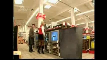 Скрита Камера - Еротичен Номер В Магазин