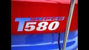 Snt Transport Scania V8 T580 Foto Mix