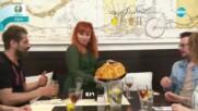 """Здрава Каменова посреща гости в """"Черешката на тортата"""" (09.06.2021)"""