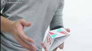Майсторско боравене с карти за игра