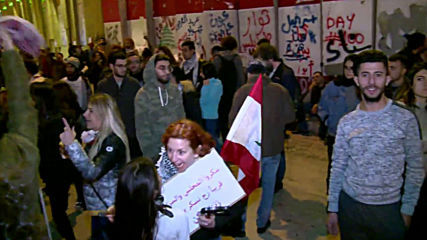 Lebanon: Protests over new government continue
