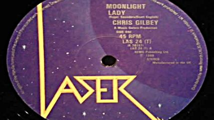Chris Gilbey - Moonlight Lady-1980