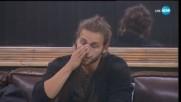 Напрежението преди финала ескалира: Сълзи в очите на Константин - VIP Brother 2018