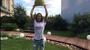 Ice Bucket Challenge 2014 by Justdlady