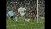 Реал Мадрид 2 - 6 Барселона - Пике гол - 2 - 6